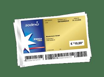 Premium Pass - Sodexo Benefits